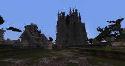 Haunted Cathedral Minecraft Project