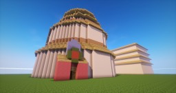 Konoha academy   KONOHAGAKURE PROJECT   Minecraft Map & Project