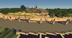 Disneyland 1975 Minecraft Project
