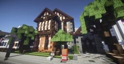 Tudor House 1 | WoK Minecraft Map & Project