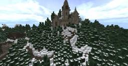 Renaissance Castle (Burg) Minecraft Project