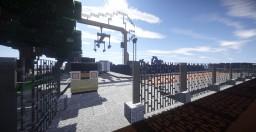 small construction area on OCD