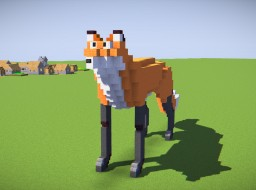 Fox Organic Minecraft Map & Project