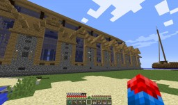 Lofting BoatHouse Minecraft Map & Project