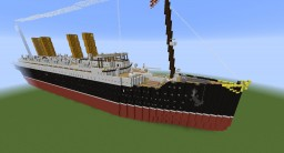 Steam Ship - Kaiser Willy der Kleine [working title] Minecraft Map & Project