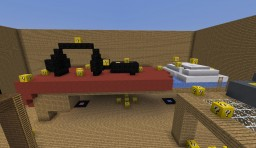 Lucky Block Hunger Games map Minecraft Map & Project