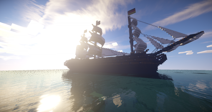 Spawn Ship  Country Choosing.