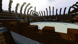 Dark Wood Spleef Arena Minecraft Map & Project