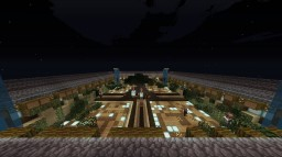 Infinite Minecraft Map & Project