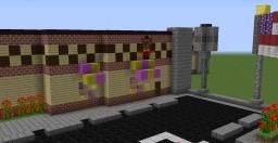 Freddy Fazbear's Pizza V3 Minecraft Map & Project