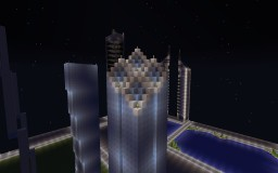 2 World Trade Center - 2007 Minecraft Map & Project