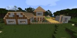 Great Multipurpose Farm Minecraft Map & Project