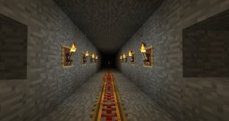 The AMAZING Railcraft rollercoaster Minecraft Map & Project