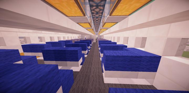 Boeing 787 Y Class