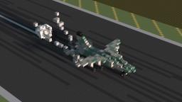 Yugoslavian Soko J-22 Orao Jet Fighter
