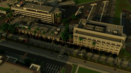 Paradise Valley General Hospital | OR Minecraft