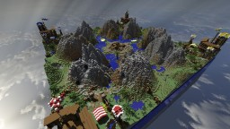Stonehaven - Annihilation map for Shotbow (Proposal) Minecraft Map & Project