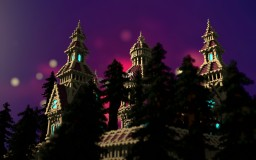 Small Spawn By MrBatou Minecraft Project