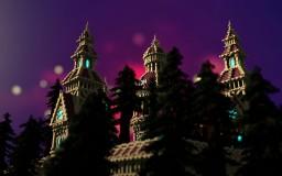 Small Spawn By MrBatou Minecraft