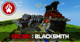 Orcish Blacksmith Tutorial Minecraft Project