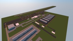 Boulder Municipal Airport Minecraft Map & Project