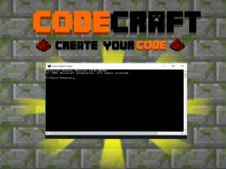 [1.9.X /1.10] CodeCraft *OS X & Windows* Minecraft Mod