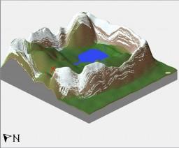 Pine Hills Minecraft Map & Project