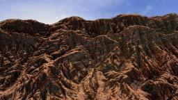 rocksy [terraforming series] worldmachine Minecraft Project
