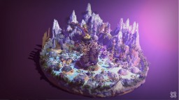 Lobby [Garden Fantasy] Minecraft