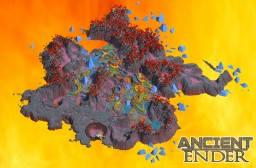 Ancient Ender [Alien Continent - Alien Cave - Alien Trees] Minecraft Project
