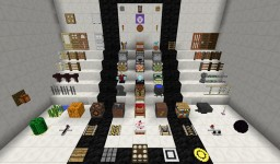 Default 3D Models by Sibsib92 V3.5 [1.8|1.9|1.10] Minecraft Texture Pack