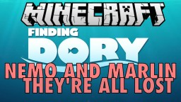 Minecraft Finding Dory - Custom Adventure