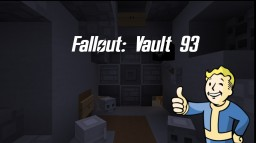 Fallout: Vault 93 Minecraft Map & Project