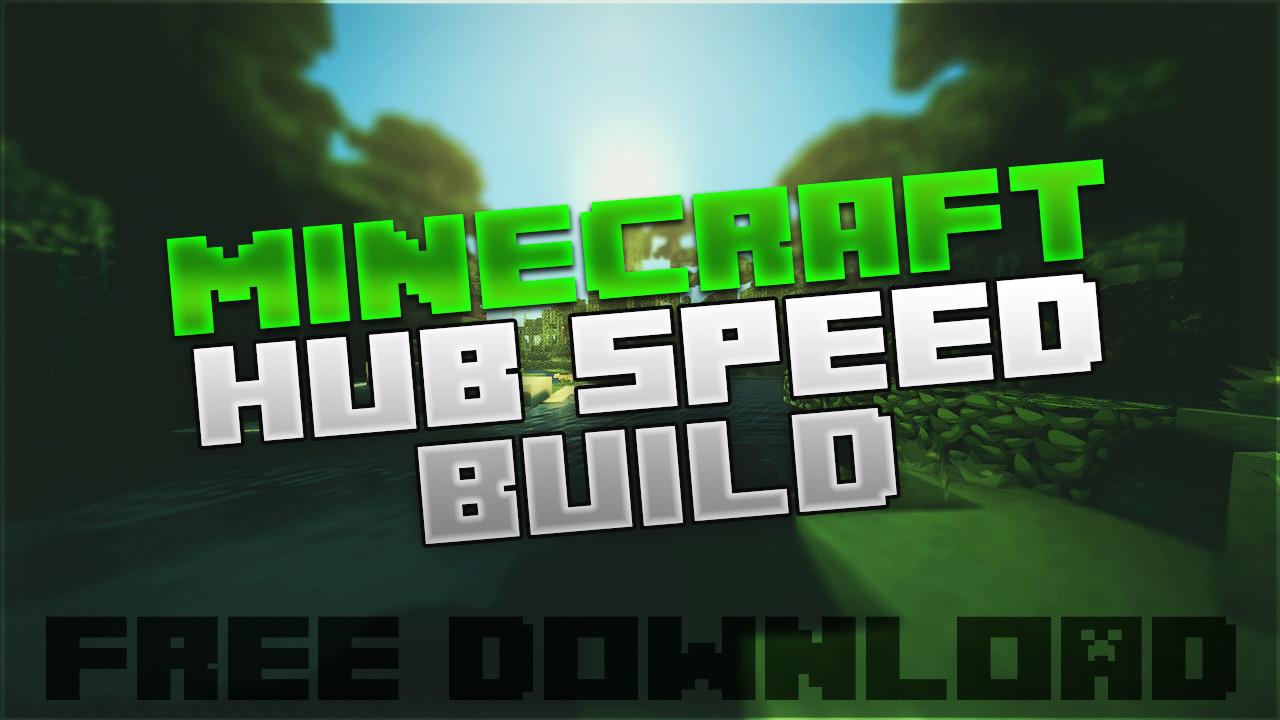 Minecraft Lobby Speed Build