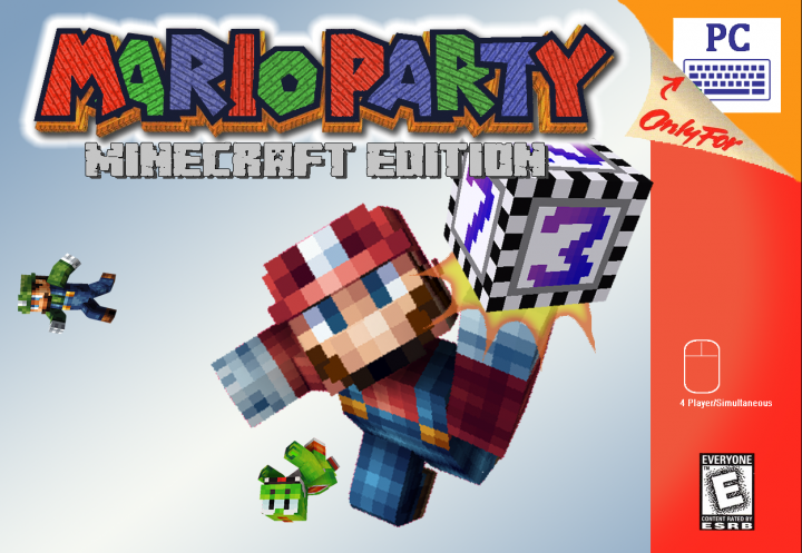Mario Party 1 - Minecraft Edition