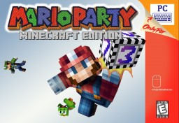 Mario Party 1 Remake in Minecraft - WIP! Minecraft