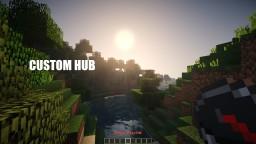 [Spigot / Bukkit] Hub Essentials + Server navigator Minecraft Mod