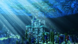 Elsweyr - Aquatic MegaBuild by xflash_yers & LucasDiablo Minecraft Map & Project
