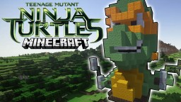 How To Build The Teenage Mutant Ninja Turtles Minecraft Map & Project