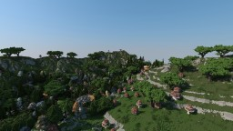 Muschroom valley Minecraft Map & Project