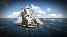 La Recouvrance 1:1 - By Lucas - ShipSide Minecraft Map & Project