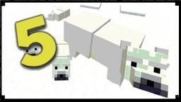 Another 5 FACTS YOU DIDN'T KNOW ABOUT THE POLAR BEAR Minecraft Blog Post