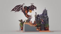 Volrador (200x200) Minecraft Project