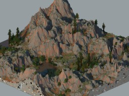 IronSpine Range Minecraft Map & Project