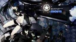 Black rock shooter diamond v.3