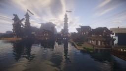 Wasteland Village (Medieval mini building bundle) Minecraft Map & Project