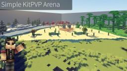Simple KitPVP Arena Minecraft Project