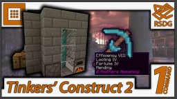 Tinkers' Construct Tools and Smeltery in One Command Block