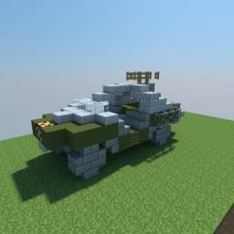 Halo M12 Light Reconnaissance Vehicle Minecraft