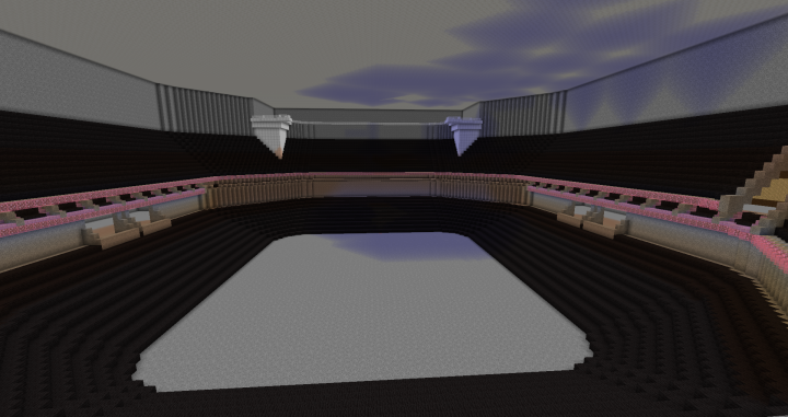 T Mobile Arena Minecraft Project